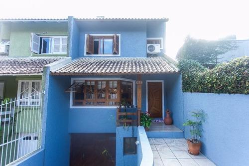 Casa Em Vila Conceição Com 3 Dormitórios - Lu265694