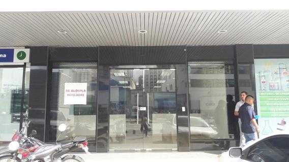 Local Comercial En Alquiler En Via España 19-7130 Emb