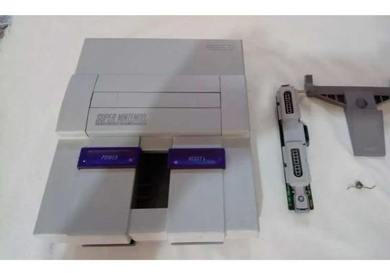 Carcaça Super Nintendo Perfeita Condições Usadas Promoção