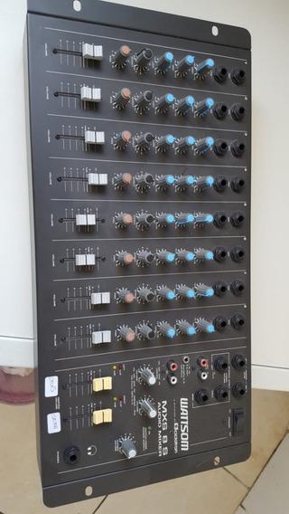 Mesa Wattsom 8 Canais Ciclotron Modelo Mxs - 8s