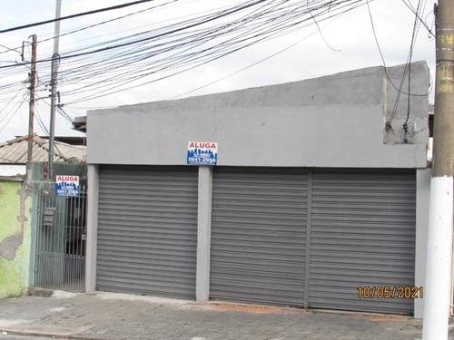 Casa Para Alugar No Cangaiba - 1536 - 32494134