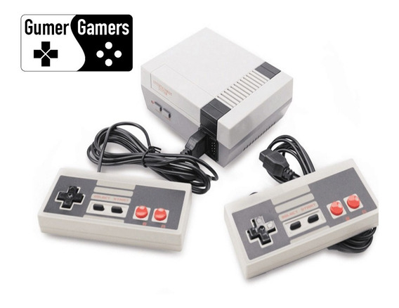 Consola De Videojuegos Retro Nueva Con 620 Juegos 2controles