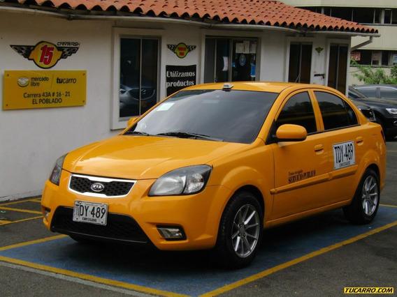 Taxis Otros Kia Sepia Ex Mt 1400