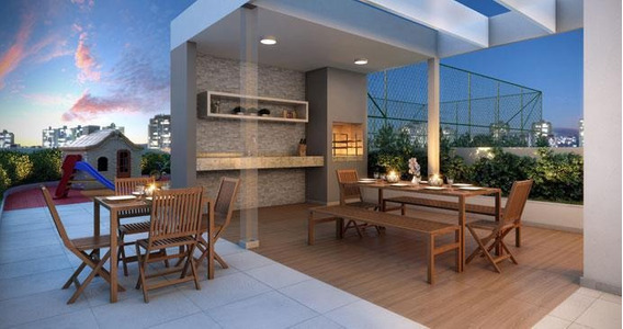 Apartamento Em Várzea Da Barra Funda, São Paulo/sp De 58m² 2 Quartos À Venda Por R$ 445.000,00 - Ap270252