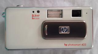 Hp Photosmart 433 Digital Camara