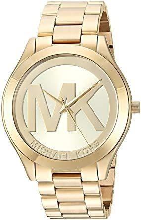 Relógio Michael Kors Feminino Slim Runway Mk3739 Original