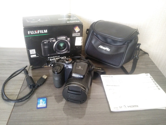Câmera Fujifilm S4800