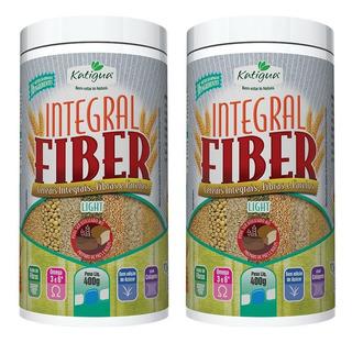 Integral Fiber Light (fibras) - 2x 400 Gramas - Katigua
