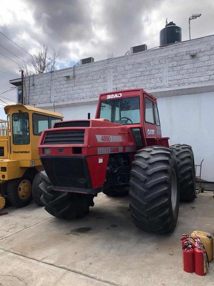 Tractor Agrícola Case Modelo 4890