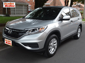 Honda Cr-v 2wd Lxc At