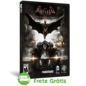 Batman Arkham Knight Pc Premium Edition Mídia Física ( Dvd )
