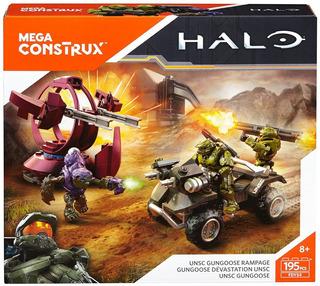 Mega Construx Halo Unsc Gungoose Rampage