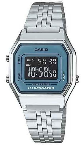 Relógio Casio Feminino Vintage La680wa-2bdf
