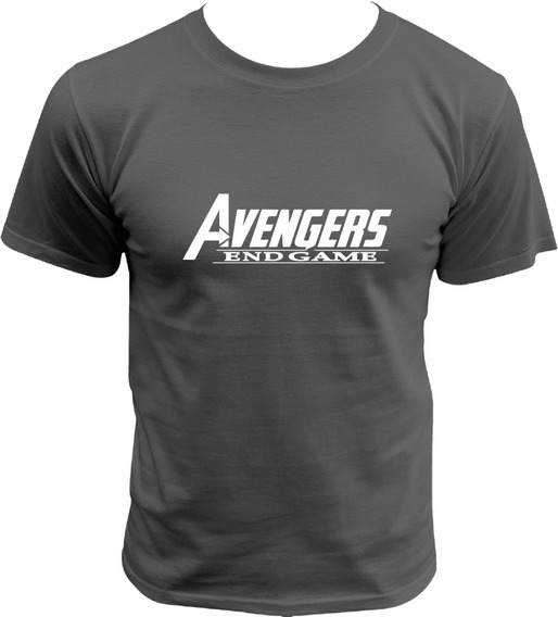 Playera Avengers End Game Marvel Comics