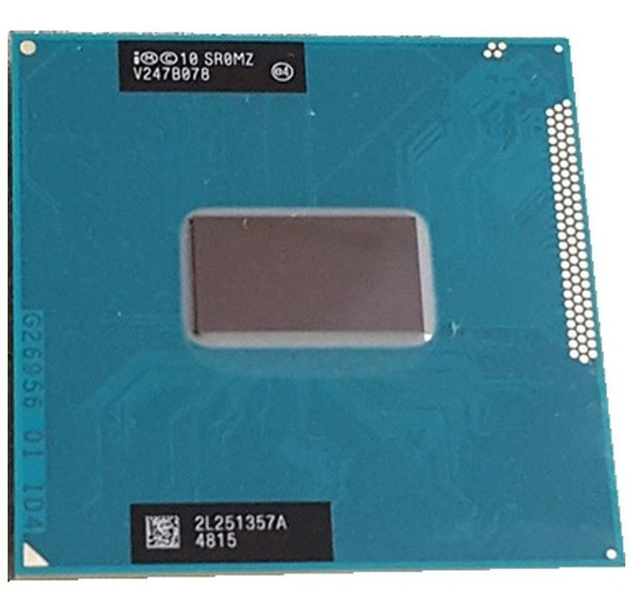Processador Intel Core I5 3210m