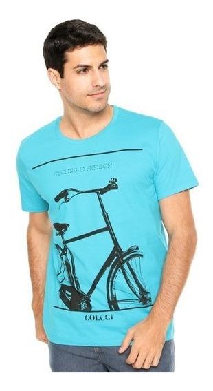 T-shirt Colcci Masculino Original