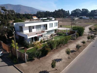 Casa En Venta, Papudo