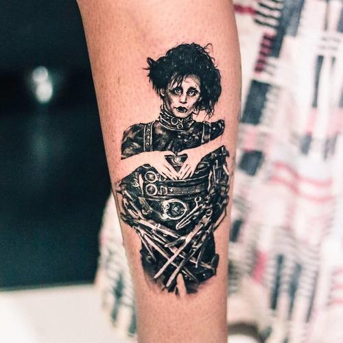 Tatuagem , Tatuador @jottajovem_tattoo