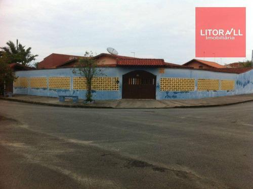 Imagem 1 de 28 de Casa Residencial À Venda, Jardim Grandesp, Itanhaém. - Ca0074