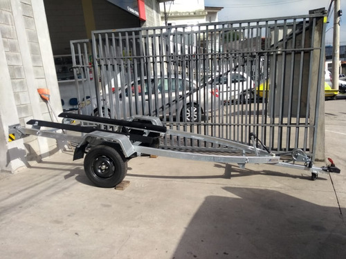 Carreta Jet Ski - 400 Kg Ferro Galvanizada (free Hobby) 0 Km