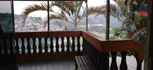 Casa Com 3 Dormitórios À Venda, 283 M² Por R$ 620.000,00 - Jardim Henrique Martins - Mairiporã/sp - Ca0550