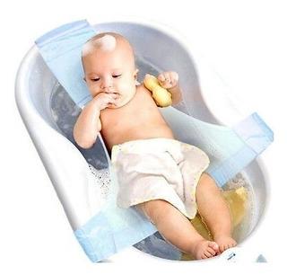 Soporte Hamaca Malla Seguridad Baño Bebe Basa