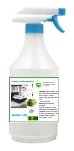 Liquido Limpiador Sofá Tapicería - L a $29900