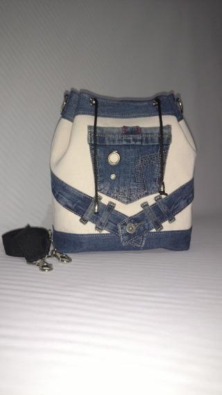 Bolso De Jeans Para Dama