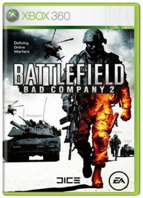 Battlefield Bad Company 2 Xbox 360 Original Frete R$12