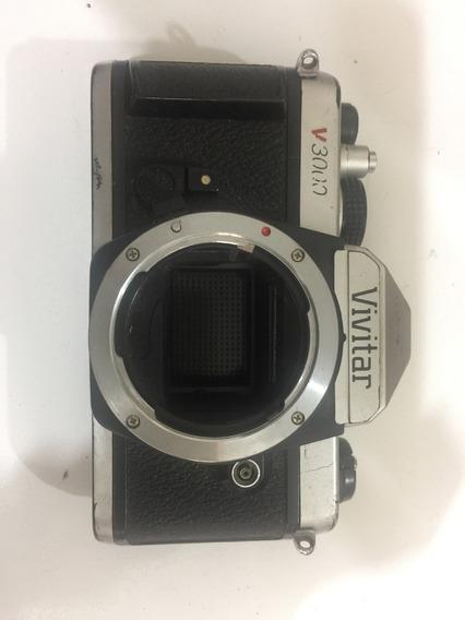 Câmera Fotográfica Analógica Vivitar V3000