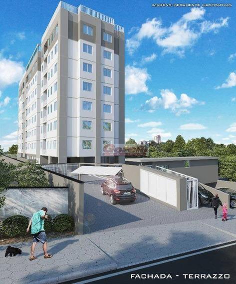 Apartamento Com 3 Dormitórios À Venda, 64 M² Por R$ 375.870 - Centro - Arujá/sp - Ap0216
