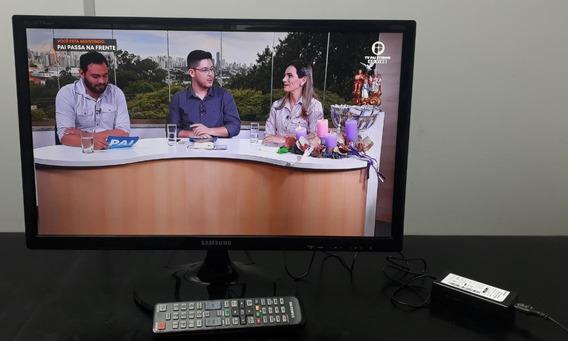 Tv Samsung 24 Polegadas T24c310lb