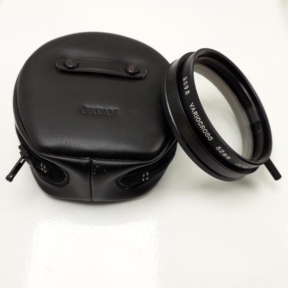Variocross Hoya Japan + Case Original