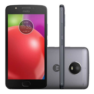 Celular Motorola Moto E4 Dual 16gb 4g Anatel Lacrado Notafis