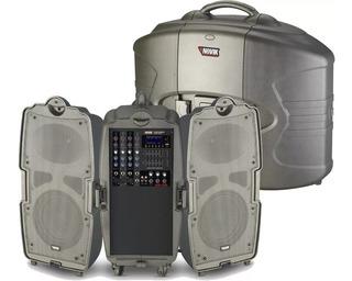 Sistema Audio Novick Street Sound V Portatil Mp3 Bluetooth