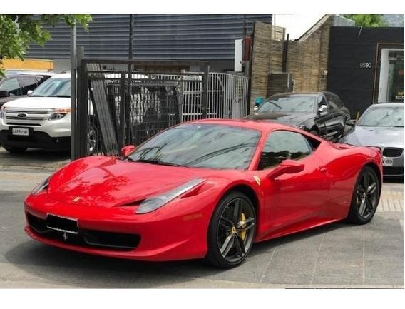 Ferrari 458 Italia 4.5 2014