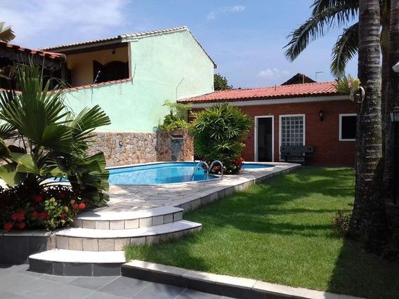 Casa 3 Qtos 2 Suítes Edícula Piscina Lazer Jardins $ 600.mil