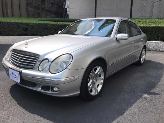 Mercedes-benz Clase E 5.0l 500 Guard B4 Blindado Mt 2005