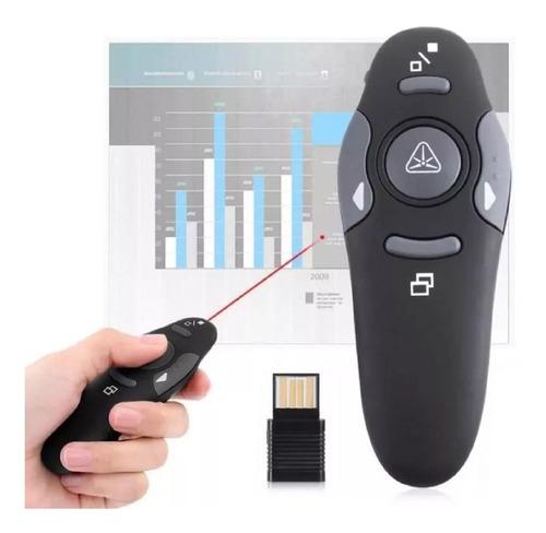 Presentador Multimedia Y Diapositivas + Laser  - Chorrillos