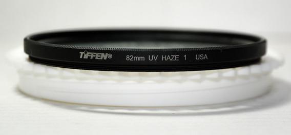 Filtro Tiffen 82mm Uv Haze 1