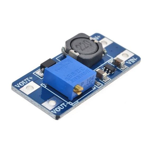 Módulo Regulador Dc Step-up Mt3608 Conversor - Arduino Pic