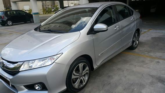Honda City Lx 1.5 Automatica 2015 Flex