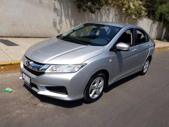 Honda City 1.5 Ex Aut Ac 2014