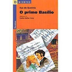 Livro O Primo Basílio - Coleção Reencontro Literatura