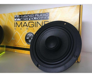 Kit 2 Vias E Coaxial Hybrid Audio Imagine 5,5