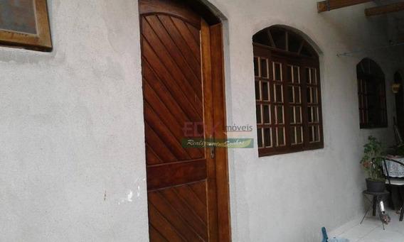 Casa Residencial À Venda, Residencial Santa Paula, Jacareí. - Ca1506