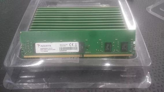 Memória 8gb Ddr4 2133mhz Ecc Reg Servidor Dell - Hp- Lenovo
