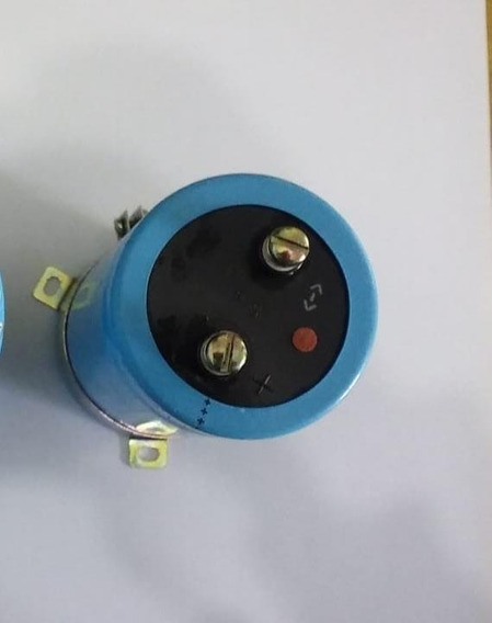 Capacitador Eletrolítico - 33.000 Uf 75 Vdc