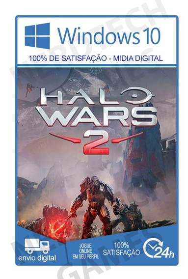 Halo Wars Ii Pc Windows 10 Jogue Online Halo War 2