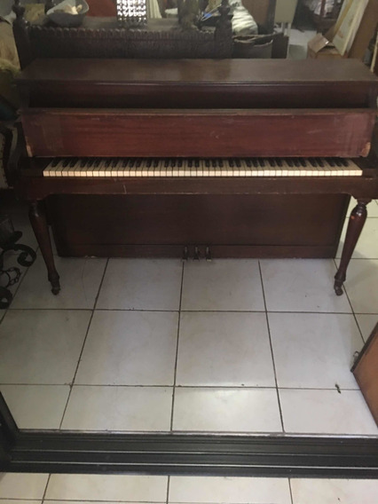 Piano Antiguo De Oportunidad